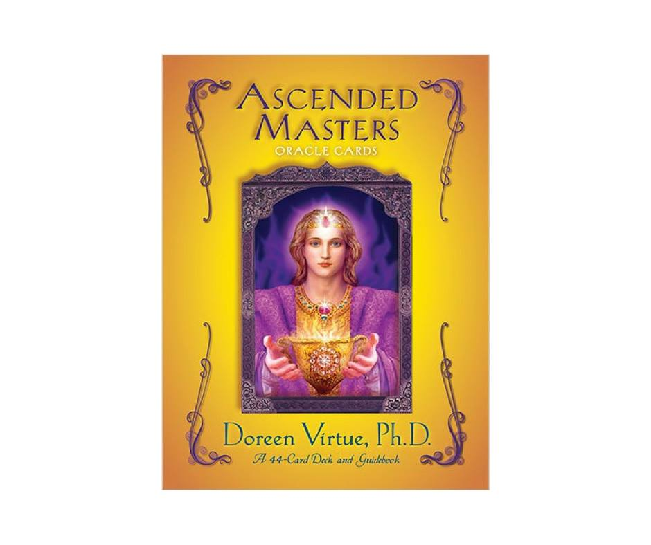 Ascended Masters - SOLD